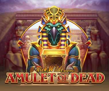 Rich Wilde and the Amulet of Dead™