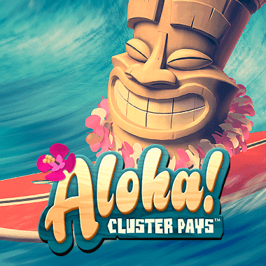 Aloha! Cluster Pays™