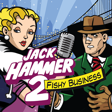 Jack Hammer 2: Fishy Business™